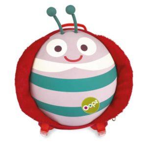 Oopps Sırt Çantası Oval Uğur Böceği