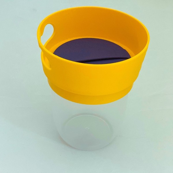 Mamacup Atıştırma Bardağı Sarı
