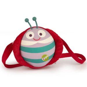 Oops Oval Omuz Çantası Sevimli Uğur Böceği