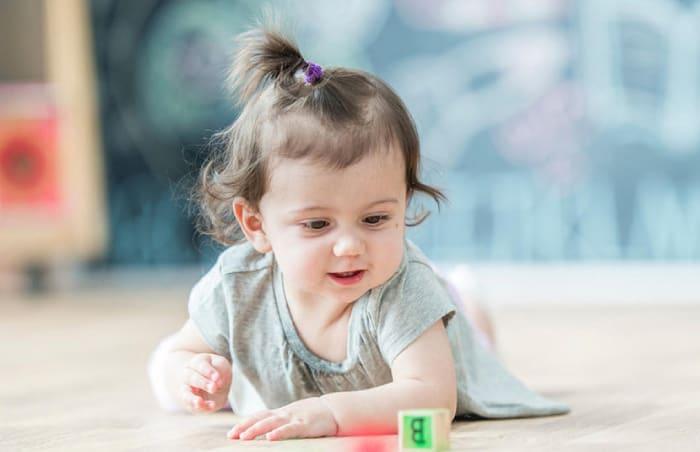 10 Aylık Bebeğin Duyusal Gelişimi
