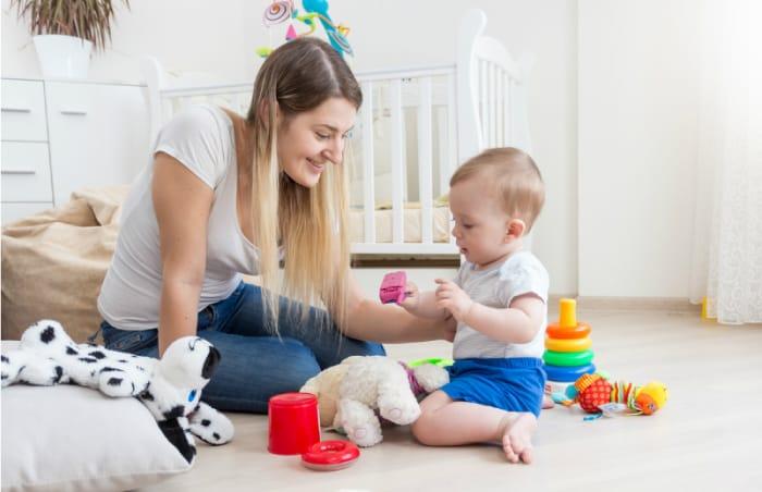 14 Aylık Bebeğin Sosyal Gelişimi