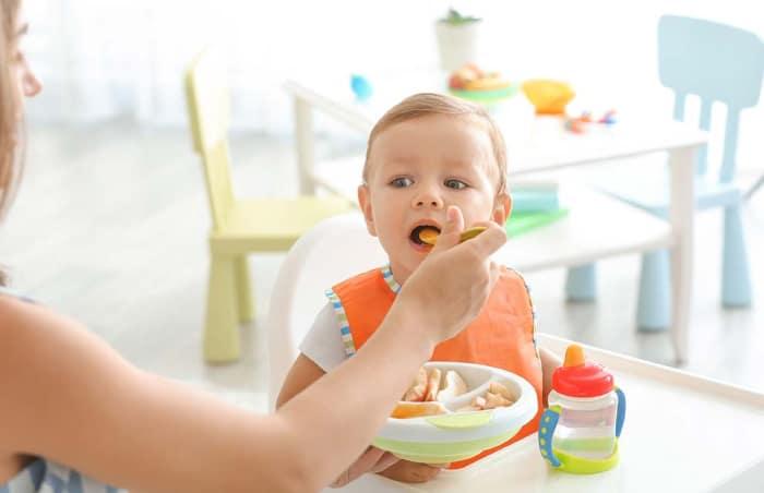 14 Aylık Bebek Beslenmesi