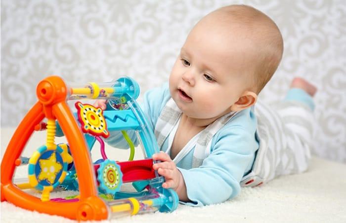 14 Aylık Bebek Oyunları ve Oyuncakları