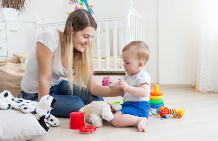 17 Aylık Bebeğin Sosyal Gelişimi