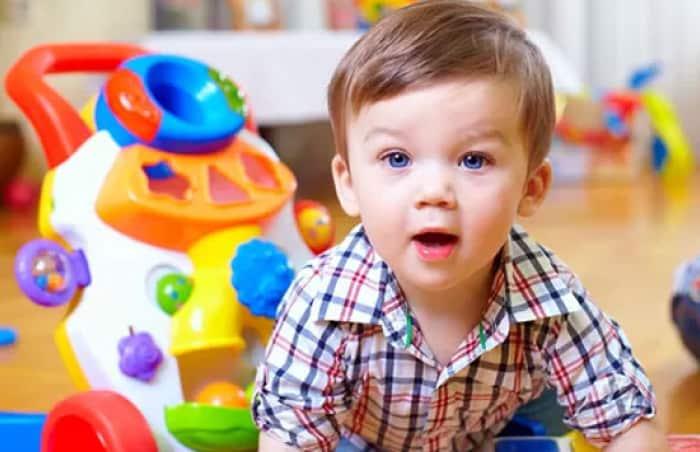 19 Aylık Bebek Oyunları