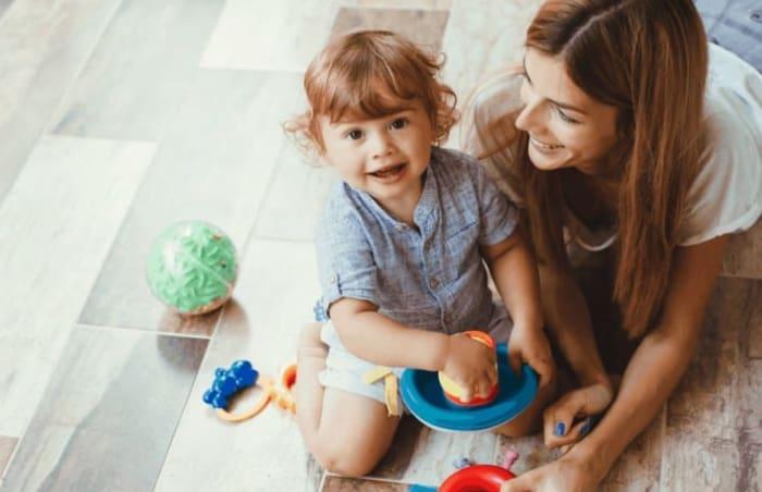 19 Aylık Bebek Sosyal Gelişimi