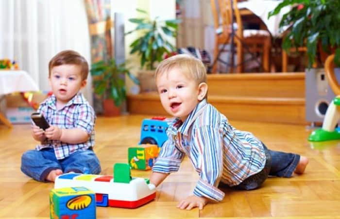 20 Aylık Bebeğin Sosyal Gelişimi