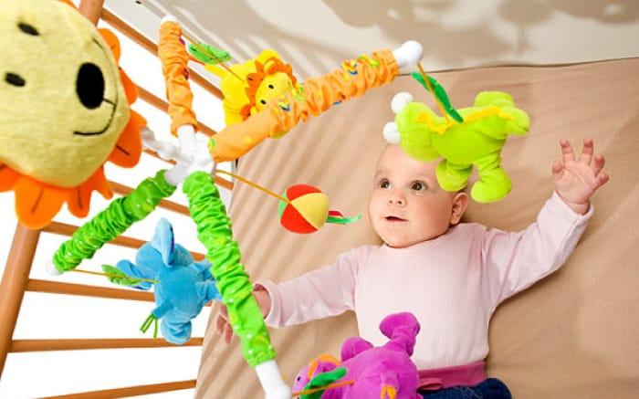 2 Aylık Bebek Oyunları