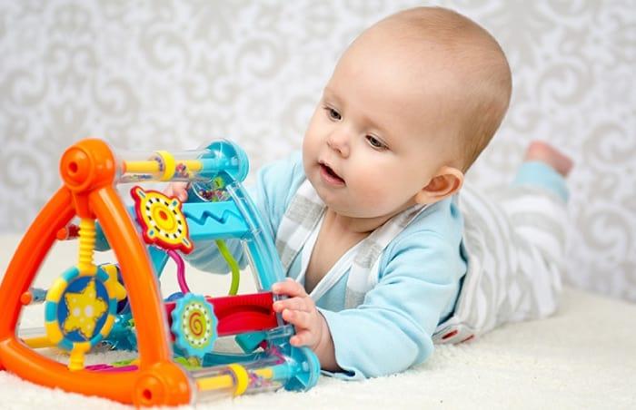 3 Aylık Bebeğin Zihinsel Gelişimi