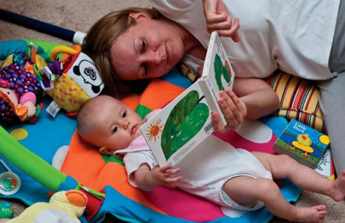 3 Aylık Bebek Oyunları