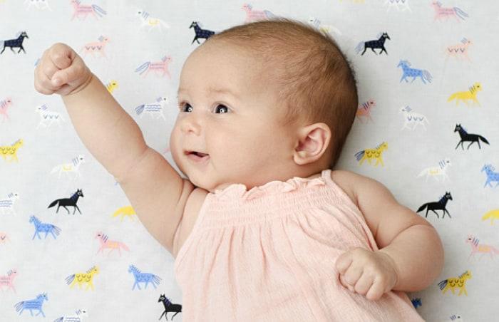 4 Aylık Bebeğin Zihinsel Gelişimi