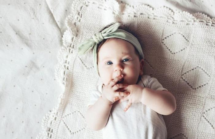 4 Aylık Bebek Fiziksel Gelişimi