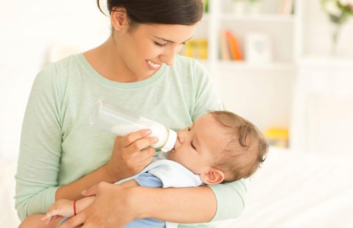 5 Aylık Bebek Beslenmesi