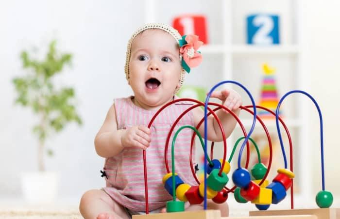 6 Aylık Bebek Oyunları