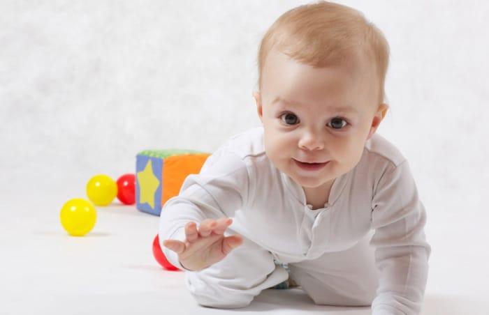 7 Aylık Bebek Oyunları /7 Aylık Bebek Hangi Oyunları Sever?