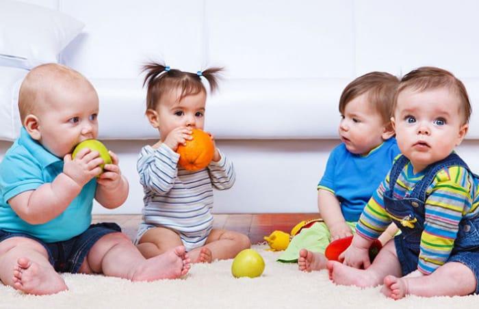 8 Aylık Bebeğin Sosyal Gelişimi