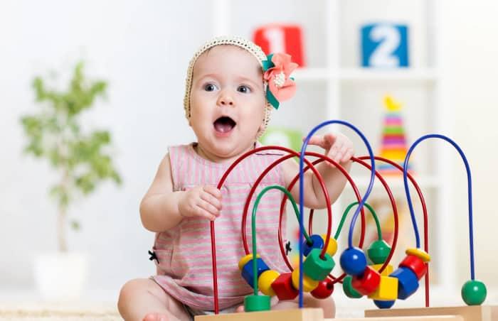 8 Aylık Bebeğin Zihinsel Gelişimi