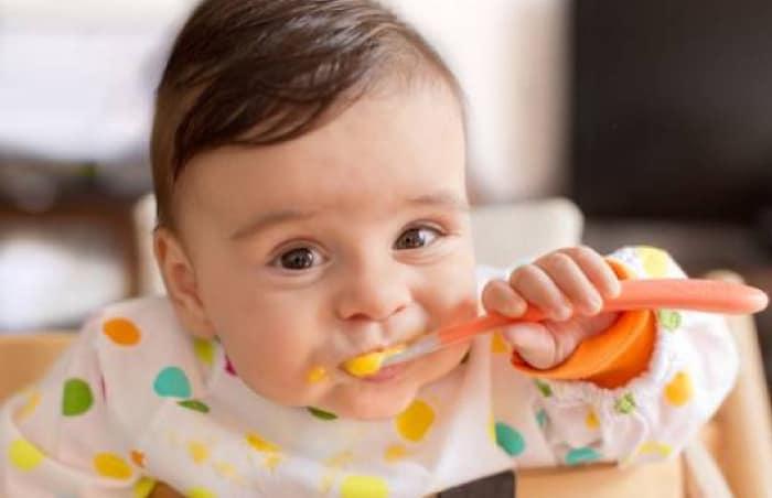 8 Aylık Bebek Örnek Beslenme Tablosu
