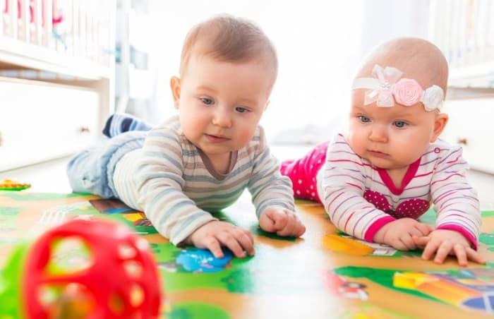 9 Aylık Bebeğin Sosyal Gelişimi