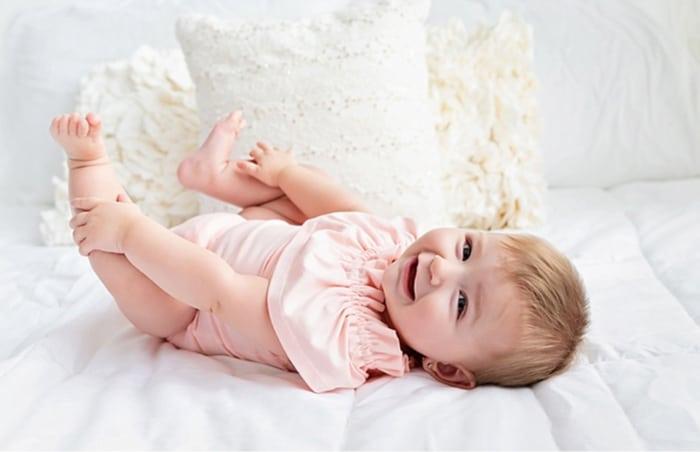 9 Aylık Bebek Fiziksel Gelişimi