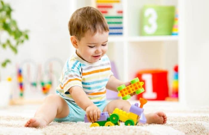 9 Aylık Bebek Oyunları