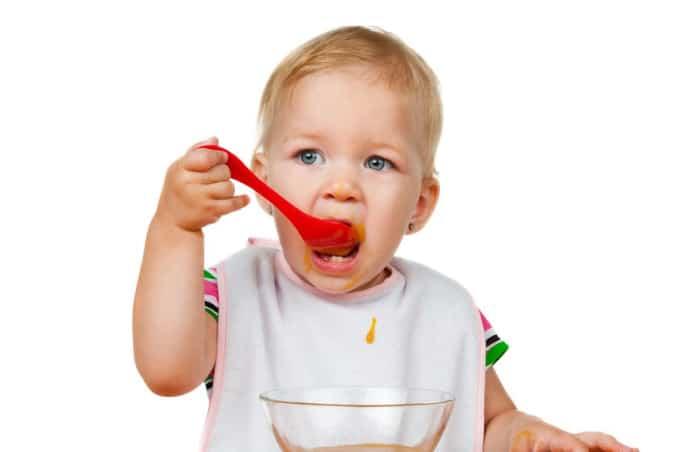 Bebekler Ne Zaman Kaşık Kullanabilir?