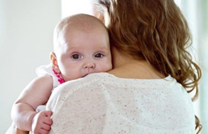 Bebeklerde Ayrılık Korkusu