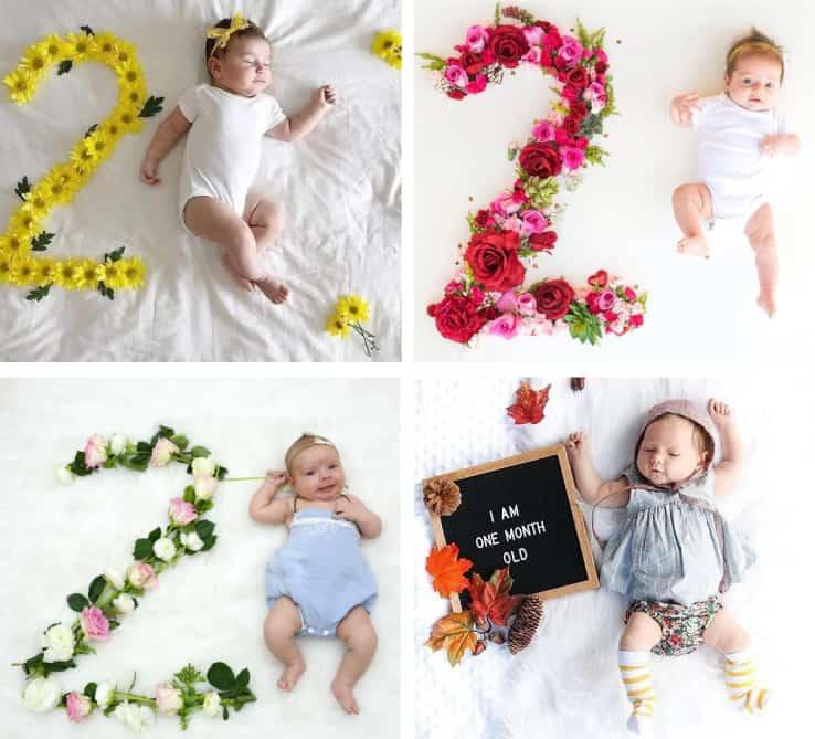 Eğlenceli Bir Hatıra: Bebek Fotoğrafları