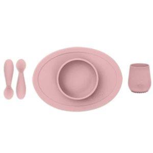 Ezpz First Foods Set Blush