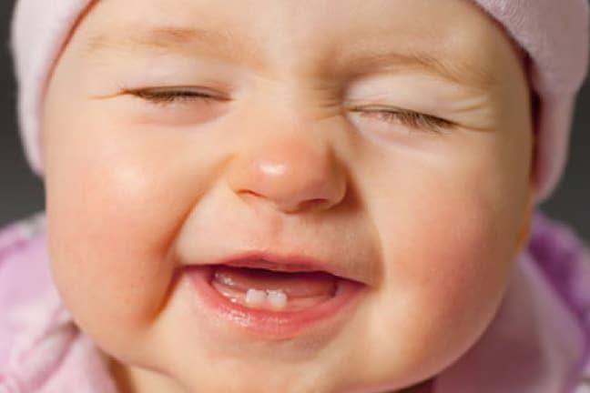 21 Aylık Bebek Diş Gelişimi