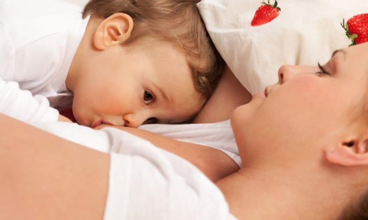 21 Aylık Bebek Emzirme Düzeni