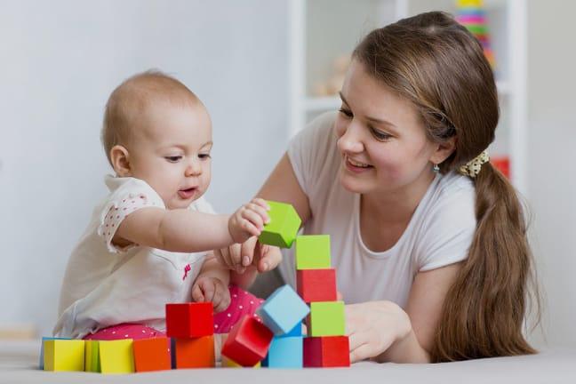 21 Aylık Bebek Oyunları