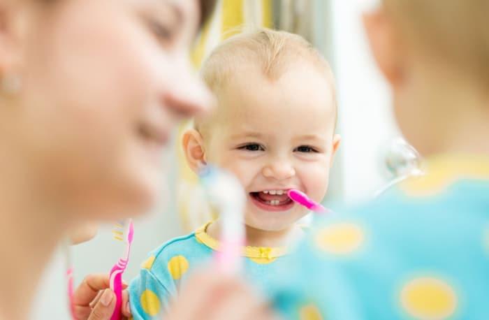 23 Aylık Bebek Diş Gelişimi