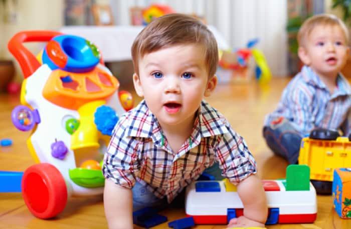 25 26 27 Aylık Bebek Sosyal Gelişimi