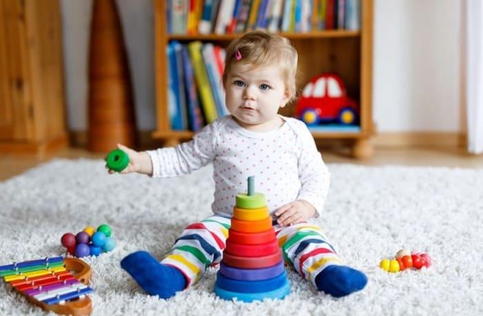 25 26 27 Aylık Bebek Oyunları ve Oyuncakları