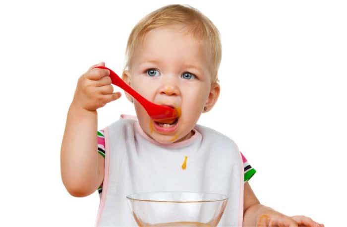 31 32 33 Aylık Bebek Beslenmesi