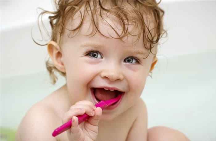 34 35 36 Aylık Bebek Diş Gelişimi