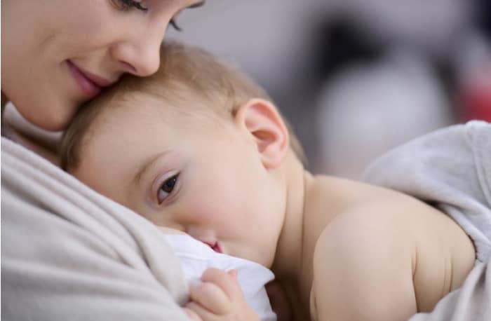 34 35 36 Aylık Bebek Emzirme Düzeni