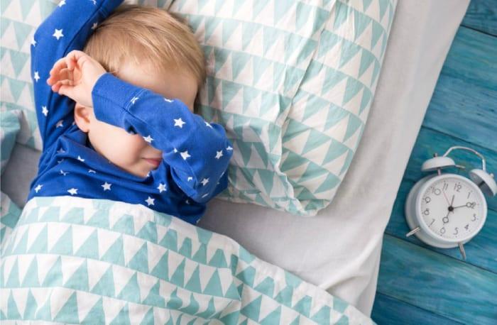 43 44 45 Aylık Bebek Uyku Düzeni
