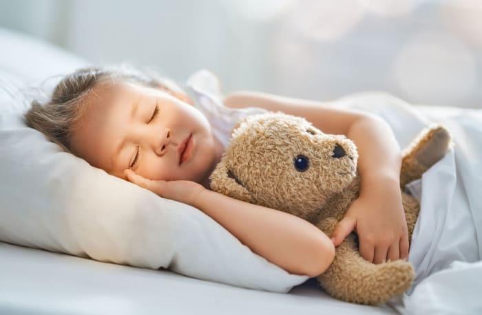 46 47 48 Aylık Bebek Uyku Düzeni