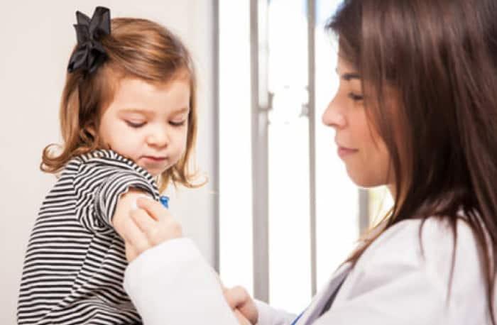 4 Yaş Aşısı