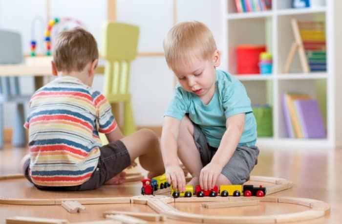 4 Yaş Oyunları ve Oyuncakları