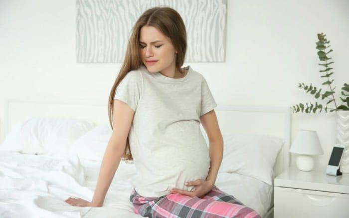 Hamilelikte Akıntı Ne Zaman Başlar?