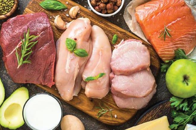 Çiğ Et Ürünleri