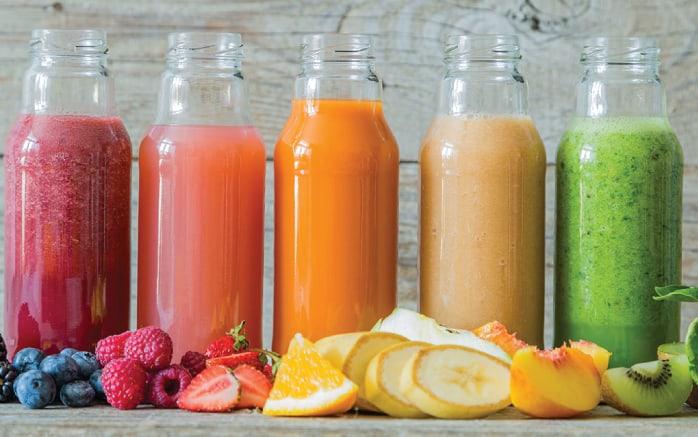 Hazır Meyve Suları ve Asitli İçecekler