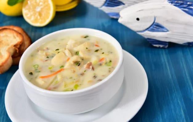 bebek balık çorbası