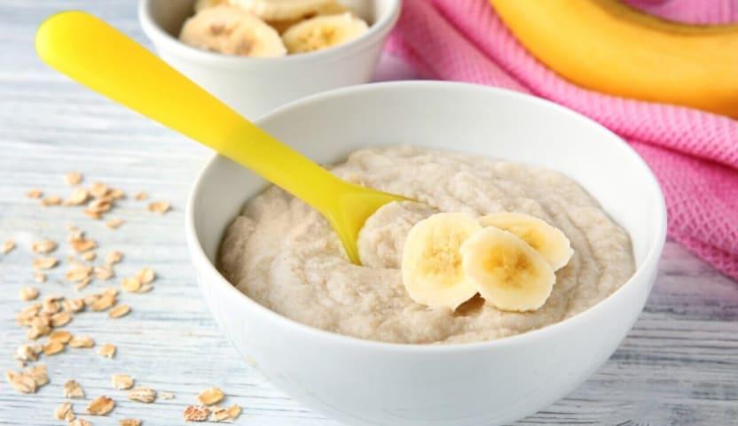 Örnek Menü 4: Yulaflı, Meyveli Kahvaltı
