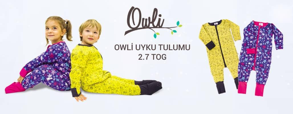Owli uyku tulumu 2.7 Tog Değeri