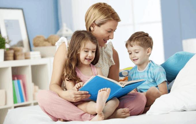 Okul Öncesi Oyunlara Kitapları Da Ekleyin
