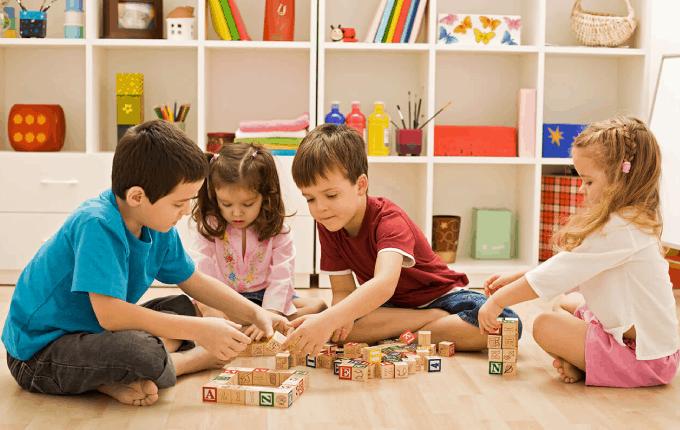 Okul Öncesi Eğitici Oyunlar